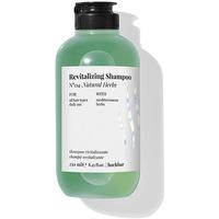 Belleza Champú Farmavita Back Bar Revitalizing Shampoo Nº04-natural Herbs