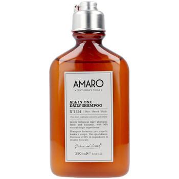 Belleza Hombre Cuidado para el afeitado y antes del afeitado Farmavita Amaro All In One Daily Shampoo Nº1924 Hair/beard/body