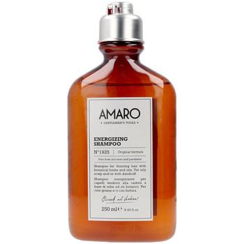 Belleza Hombre Champú Farmavita Amaro Energizing Shampoo Nº1925 Original Formula