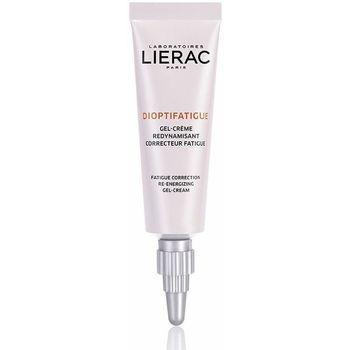 Belleza Mujer Hidratantes & nutritivos Lierac Dioptifatigue Gel-crème Redynamisant Correcteur Fatigue