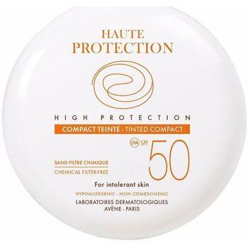 Belleza Base de maquillaje Avene Solaire Haute Protection Compact Teinté Spf50 doré 10 Gr 10 g