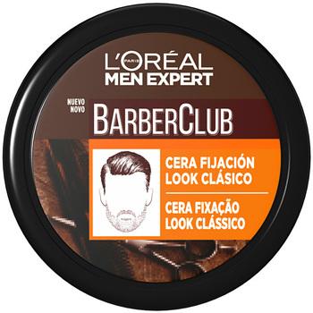 Belleza Hombre Fijadores L'oréal Men Expert Barber Club Cera Fijación Look Clásico L'Oreal Make