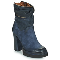 Zapatos Mujer Botines Airstep / A.S.98 BLOC ZIP Azul