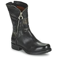 Zapatos Mujer Botas de caña baja Airstep / A.S.98 SAINTEC CO Negro