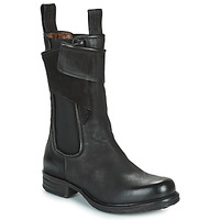 Zapatos Mujer Botas de caña baja Airstep / A.S.98 SAINTEC CHELS Negro