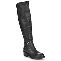 Zapatos Mujer Botas a la rodilla Airstep / A.S.98 NOVASUPER HIGH Negro