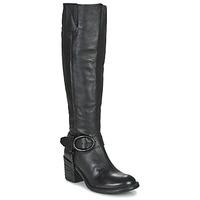 Zapatos Mujer Botas urbanas Airstep / A.S.98 JAMAL HIGH Negro