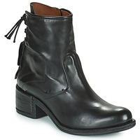 Zapatos Mujer Botas de caña baja Airstep / A.S.98 OPEA LACE Negro