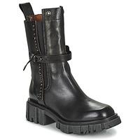 Zapatos Mujer Botas de caña baja Airstep / A.S.98 HELL STUD Negro