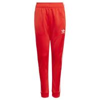 textil Niños Pantalones de chándal adidas Originals HANA Rojo