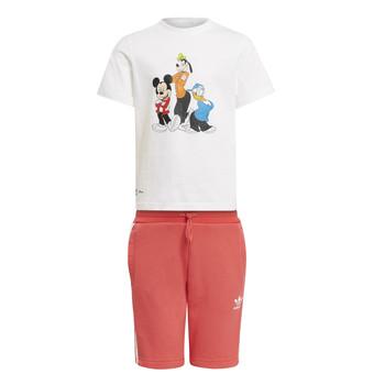 textil Niños Conjunto adidas Originals BONNUR Multicolor