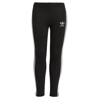 textil Niña Leggings adidas Originals CHALEIR Negro