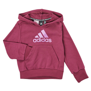textil Niña Sudaderas adidas Performance MARINE Rosa