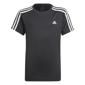 textil Niño Camisetas manga corta adidas Performance MARIONA Negro