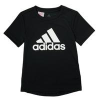 textil Niño Camisetas manga corta adidas Performance NADGED Negro