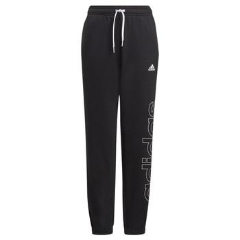 textil Niño Pantalones de chándal adidas Performance PETILA Negro