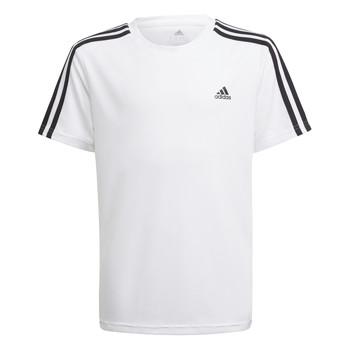textil Niño Camisetas manga corta adidas Performance AYMERICA Blanco