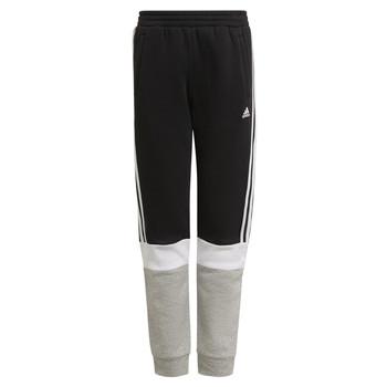 textil Niño Pantalones de chándal adidas Performance KATELINA Negro / Gris