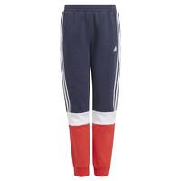 textil Niño Pantalones de chándal adidas Performance ALMANA Marino / Rojo