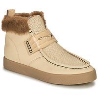 Zapatos Mujer Zapatillas altas Mam'Zelle AMOR Blanco