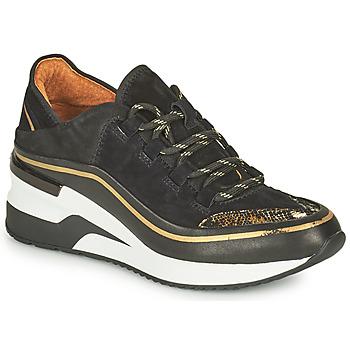 Zapatos Mujer Zapatillas bajas Mam'Zelle VANIO Negro