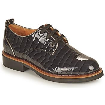 Zapatos Mujer Derbie Mam'Zelle JAVA Negro
