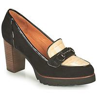 Zapatos Mujer Zapatos de tacón Mam'Zelle URBANO Negro / Blanco