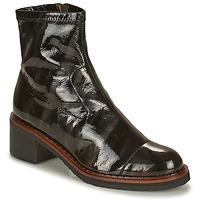 Zapatos Mujer Botas de caña baja Mam'Zelle GUETTA Negro