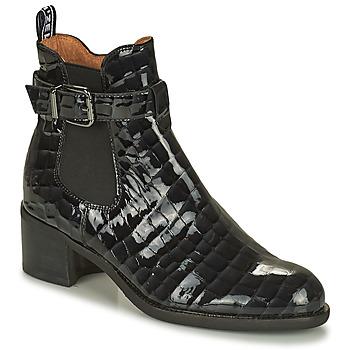 Zapatos Mujer Botas de caña baja Mam'Zelle LOPEZ Negro