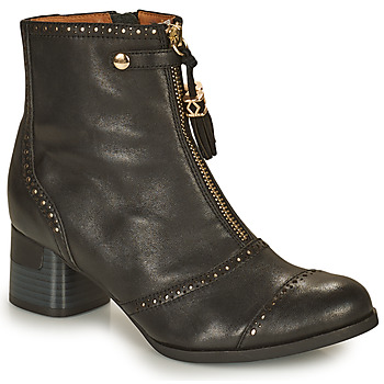 Zapatos Mujer Botines Mam'Zelle MALO Negro