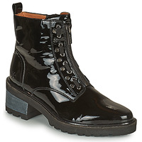 Zapatos Mujer Botas de caña baja Mam'Zelle QUITO Negro