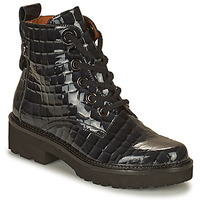 Zapatos Mujer Botas de caña baja Mam'Zelle RANGI Negro