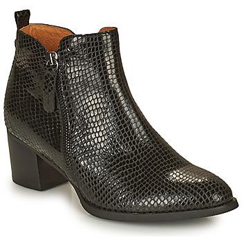 Zapatos Mujer Botines Mam'Zelle TILIA Negro