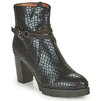 Zapatos Mujer Botines Mam'Zelle UGA Negro