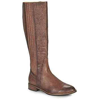 Zapatos Mujer Botas urbanas Mam'Zelle SAPA Marrón