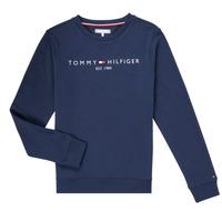 textil Niño Sudaderas Tommy Hilfiger TERRIS Marino