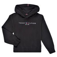 textil Niña Sudaderas Tommy Hilfiger DEMINRA Negro