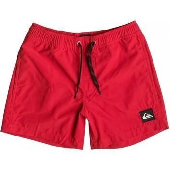 textil Niños Bañadores Quiksilver Everyday 13 EQBJV03042 Rojo