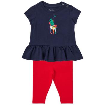 textil Niño Conjunto Polo Ralph Lauren BETINA Multicolor