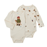 textil Niño Body Polo Ralph Lauren TAKINA Crudo