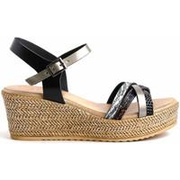 Zapatos Mujer Sandalias Porronet 2738 Negro