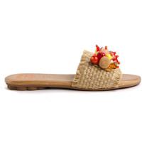 Zapatos Mujer Zuecos (Mules) Porronet 2704 Beige