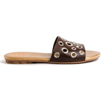 Zapatos Mujer Sandalias Porronet 2706 Marrón