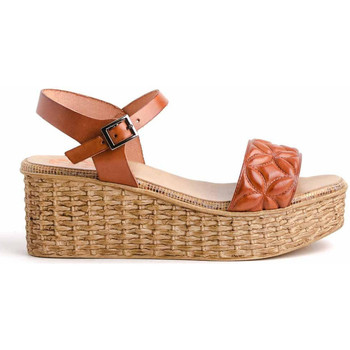 Zapatos Mujer Sandalias Porronet 2730 Marrón