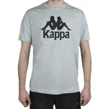 textil Hombre Camisetas manga corta Kappa Caspar T-Shirt gris