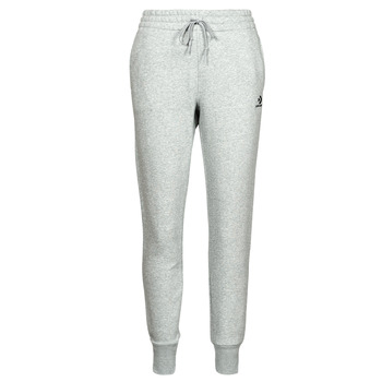 textil Mujer Pantalones de chándal Converse WOMENS EMBROIDERED STAR CHEVRON PANT BB Gris