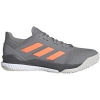 Zapatos Hombre Sport Indoor adidas Originals  Gris