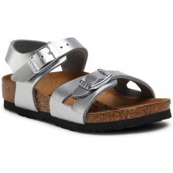 Zapatos Niña Sandalias Birkenstock ZAPATO  RIO KIDS BF ELECTRIC