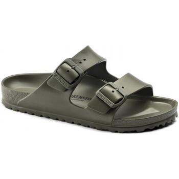 Zapatos Mujer Sandalias Birkenstock Arizona eva Verde