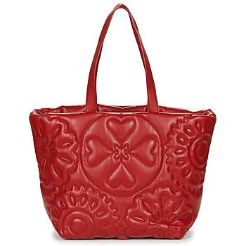 Bolsos Mujer Bolso para llevar al hombro Desigual BIG BIG BOMBAY Rojo